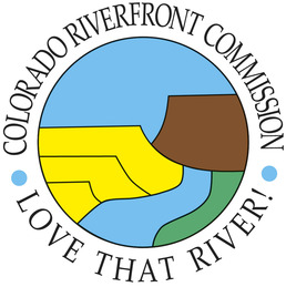 CO Riverfront Com logo